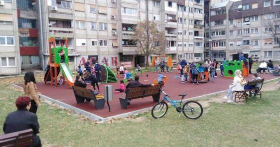 EU za obnovu i poboljšanje bezbednosnih uslova dečjih igrališta